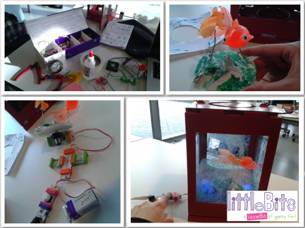 Goldfish-LittleBits